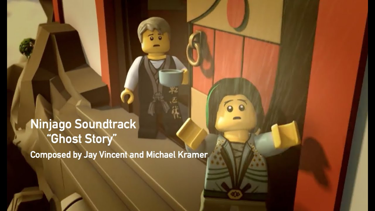 Ninjago Soundtrack Ghost Story Jay Vincent and Michael Kramer