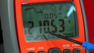 АРРА 505 мультиметр цифровой(Подписывайтесь на нашу группу Вконтакте — http://vk.com/chipidip, и Facebook — https://www.facebook.com/chipidip * Мультиметр АРРА..., 2011-09-25T23:06:55.000Z)