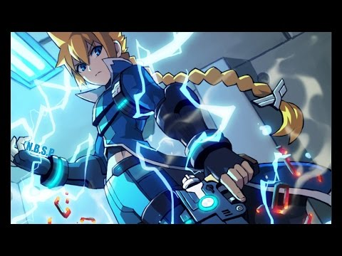 Azure Striker Gunvolt - Part 1 - N.B.S.P
