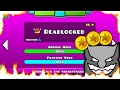ULTIMATE DEADLOCKED RAGE COMPLETED! (Geometry Dash)