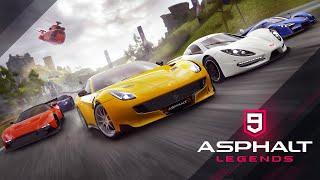 Asphalt 9 Gameplay | Mobile | No Commentary