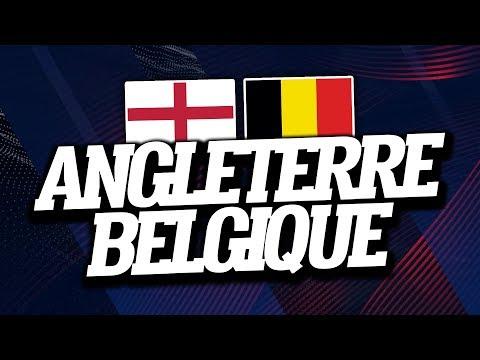 🔴 DIRECT / LIVE : ANGLETERRE - BELGIQUE + PANAMA - TUNISIE // Club House