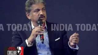 India Today Conclave 2017 | The New Fault Lines Global Economy | Anand Mahindra & Amitabh Kant