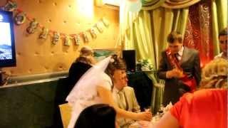 Свадебный тост от жениха.