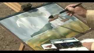 Simplifying Watercolour with John Hoar