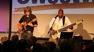 "SWEETWATER - GEARFEST 2015 (LIVE) - Mike Stern & Nathan East (""Mr P.C."" - Song #1)"