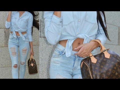 7d3bdd59d3 OUTFITS 2016  Ropa y zapatos de Moda para Mujer ♥ Clothes   Shoes Fashion  Nova