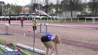 2015-04-12 - Championnats départementaux Minimes