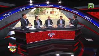 DXTV extra TV Azteca Christian Martinoli Vs Íker Casillas 18 de Junio 2018