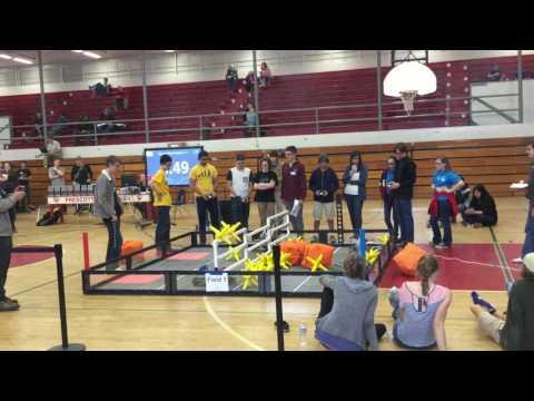 Prescott Mile High Middle School VRC QF 1-1