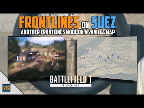 Frontlines on Suez - Battlefield 1