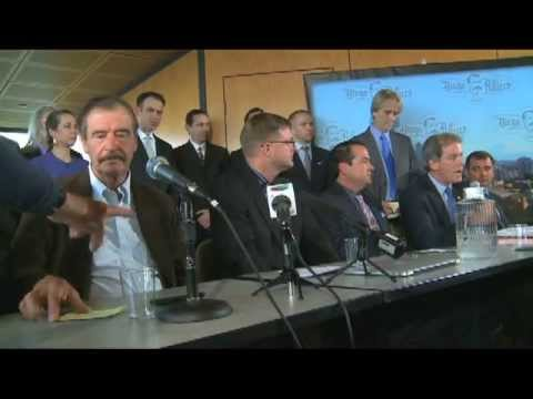 Diego Pellicer Press Conference / Seattle, WA 5/30/2013 (Full Press Conference)