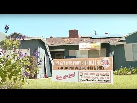 The United Solar - Huntington Beach Orange County CA