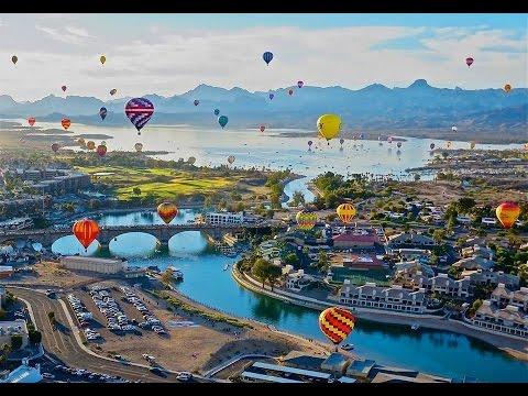 Lake Havasu City Balloon Festival