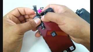 touch e LCD iphone 6, iphone 6 plus, como desmontar, como trocar