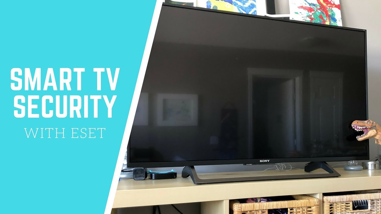 REVIEWING ESET Smart TV Security