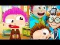 ANGELO FUNNY FACES App deutsch |Haare färben, Gesicht bemalen + Grimasse ziehen |Spiel mit mir Games