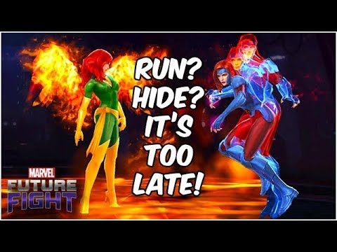 JEAN GREY UNIFORM = BEYOND MYTHIC TIER?! X-MEN UPDATE - Marvel Future Fight