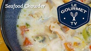 🔵 Fast Seafood Chowder Recipe