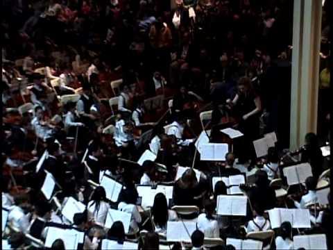 Phantom of the Opera - NJ Youth Symphony Orchestra Combined Ensembles - Jersey Garden 2008