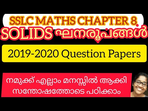 SSLC MATHS CHAPTER