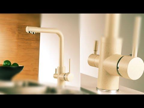 Крутой смеситель для кухни с фильтром воды | алиэкспресс обзор