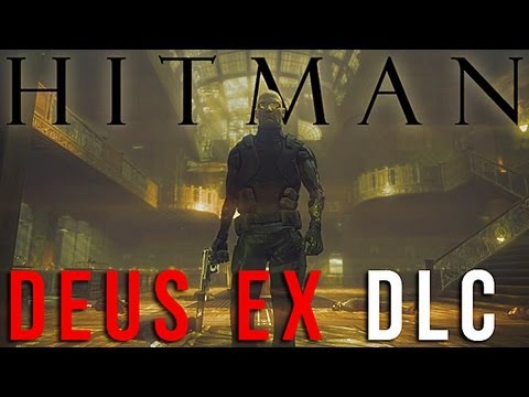 Hitman: Absolution - Deus Ex DLC Trailer - 0 - Hitman: Absolution – Deus Ex DLC Trailer