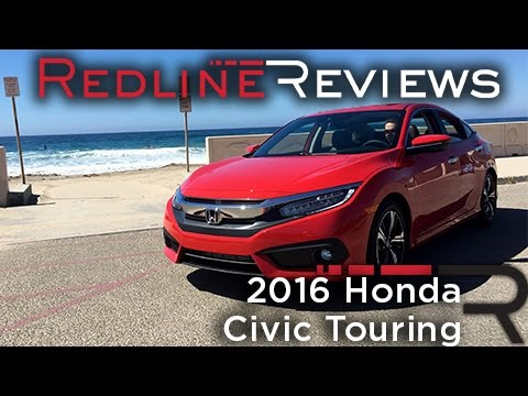 2016 Honda Civic Touring – Redline: Review