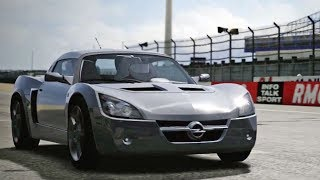 Forza Motorsport 4 - Opel Speedster Turbo 2004 - Test Drive Gameplay (HD) [1080p60FPS]
