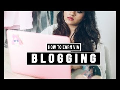 Top 10 Indian Bloggers list ! Richest Professional Bloggers and their earnings !