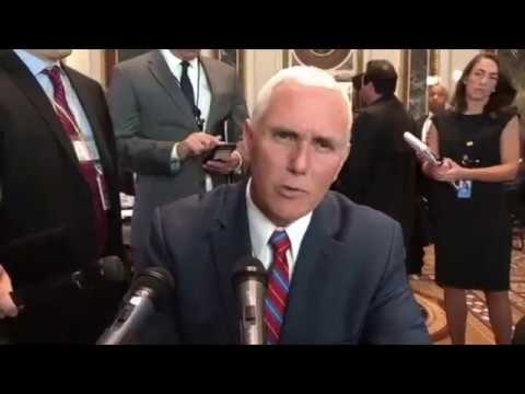 Tony Katz Interviews Vice President Mike Pence
