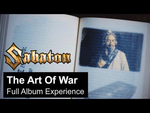 SABATON - The Art Of War (Full Album Experience)