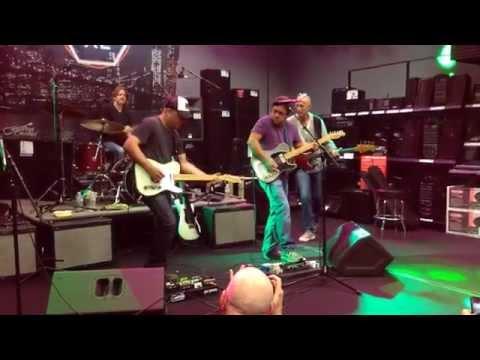 Brent, Guthrie, Michael & Pete # 1