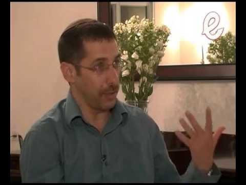 סידיש 68   ראיון עם מר אורי אורבך לרגל צאת ספר ילדים חדש 6806