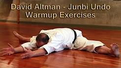Shotokan Karate Junbi Undo Warmup Exercise by David Altman