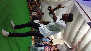 Ganesh mahotshav program in morena dailly dance practice