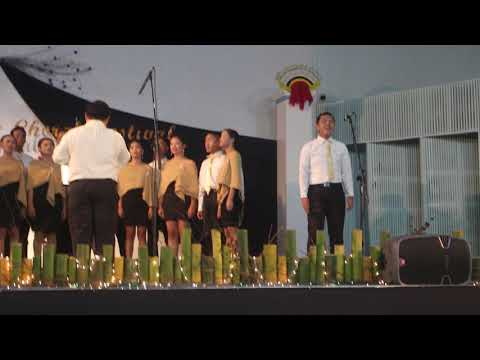 Glory To God (Papal Visit) By Parish Youth Music Ministry- 15th Malaybalay Choral Festival