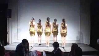 新人訂婚現場新娘及好友表演韓國當紅舞曲Nobody..超Hi ~