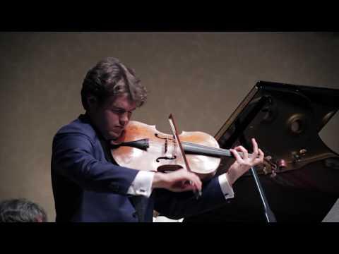 Brahms: Sonata in E flat, Op.120 No.2 (3. Andante con moto - Allegro)