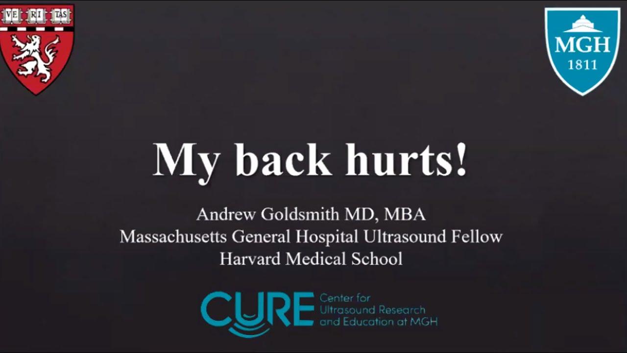 Ultrasound-Guided Transgluteal Sciatic Nerve Block--New Sciatica Treatment!