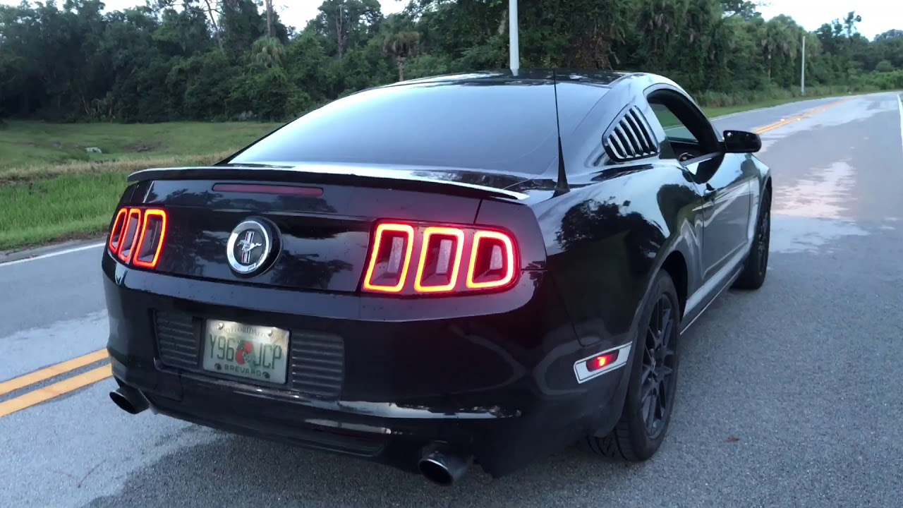 Mod list 2014 mustang v6 cheap but good