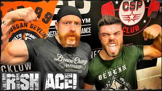 Jordan Devlin Irish Ace | Ep.99 Lower Body Workout