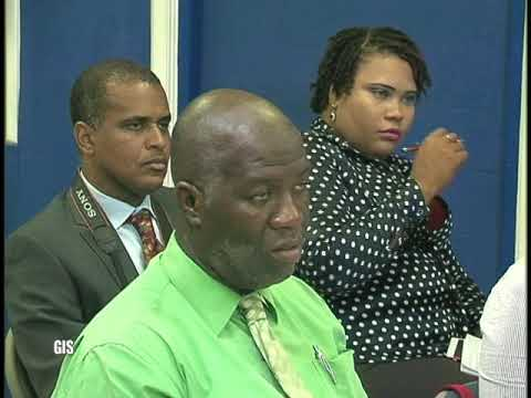 Press Conference with Hon. Guy Joseph