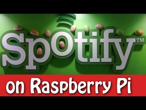 Spotify on Raspberry Pi