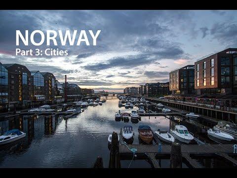 Norway - Cities (4K)