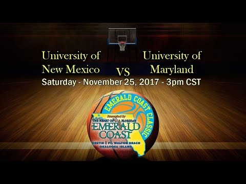 Emerald Coast Classic 2017 - Game 7 - November 25, 2017 - 3pm