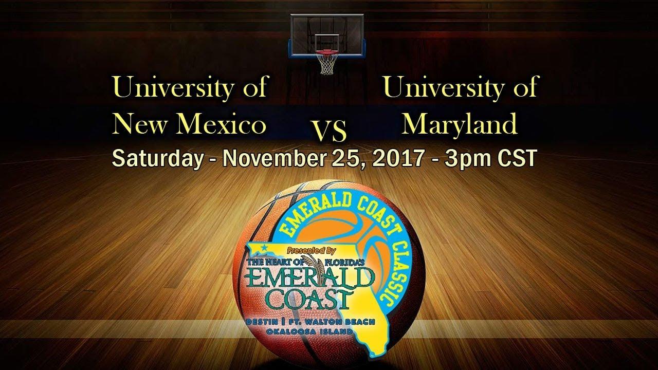 Emerald Coast Classic 2017 - Game 7 - November 25, 2017 ...