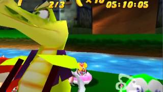 Diddy Kong Racing - Glitches #12
