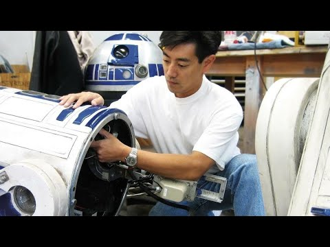 """Grant Imahara's R2D2 Work""  (Sept. 14, 2020, Q&A Part 4)"