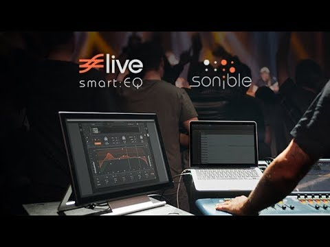 smart:EQ live by sonible | Preview